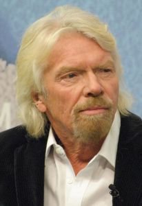 Richard Branson, via Wikimedia